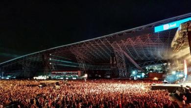 Guns N Roses at du Arena on November 25th 2018