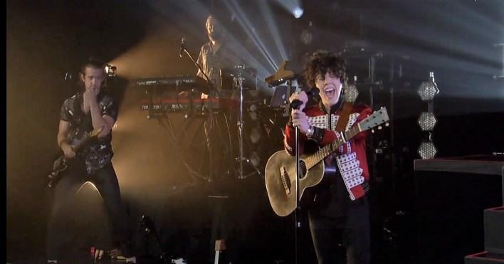 Lp Livestream concert צילומסך