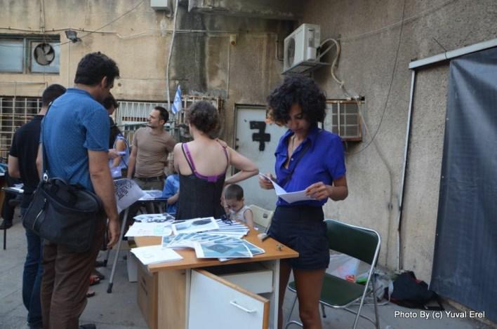 עדי קיסר בפסטיבל בצימר צילום יובל אראל