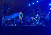 Photo of יובל דיין חזרה להופיע