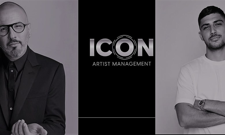 Icon - Artist Management