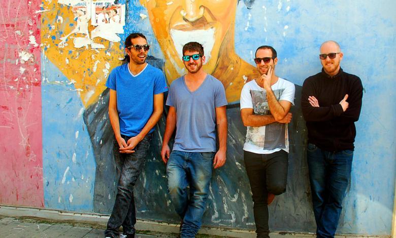 להקת ונטה. צילום אליאן זיילר