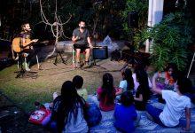 להמחשה - אירוע בגינה - צלם כפיר סיון