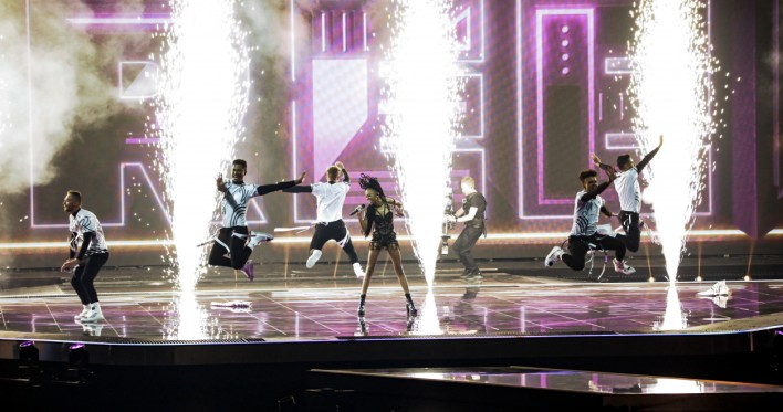 Eden Alene - Israel - Grand Final - Eurovision Song Contest 2021 - Rotterdam Ahoy — EBU / ANDRES PUTTING