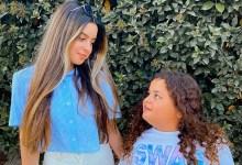 מיקה ואחותה הקטנה. אינסטגרם