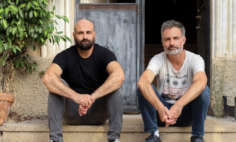 מאור כהן ואודי שרבני צילום לירון כהן
