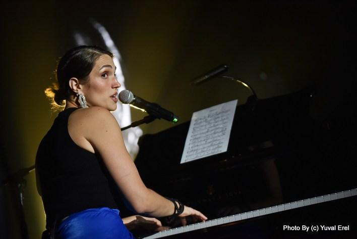 מארינה מקסימיליאן. צילום יובל אראל