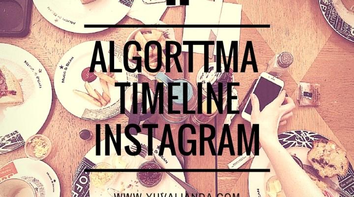 Algoritma Timeline Instagram Berubah