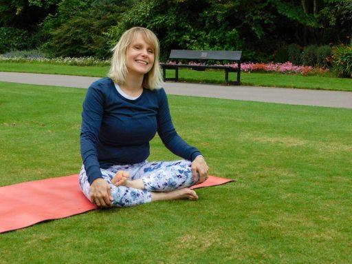 Maria Jones Yuva Yoga