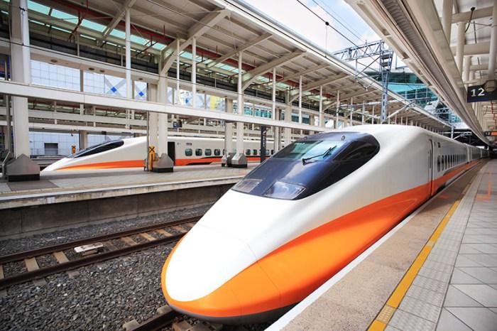 #169 [魚導日常] 正在搭高鐵去台中