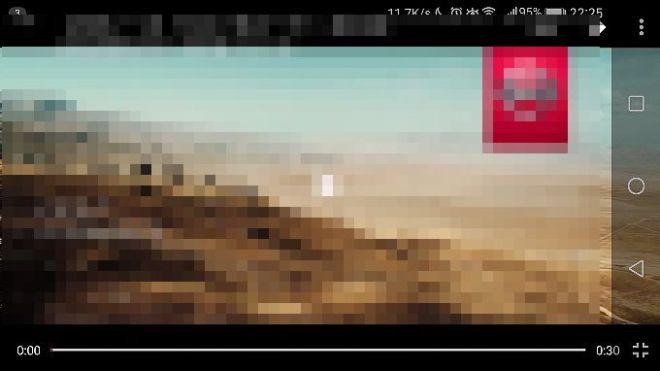 スマートフォンで見るYouTubeアプリ