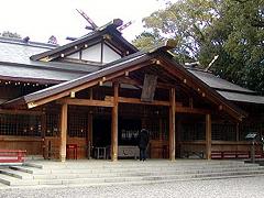 猿田彦神社まで 約15分