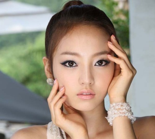 How to apply makeup korean style how to korean makeup tutorial and pictures yve style com ccuart Images