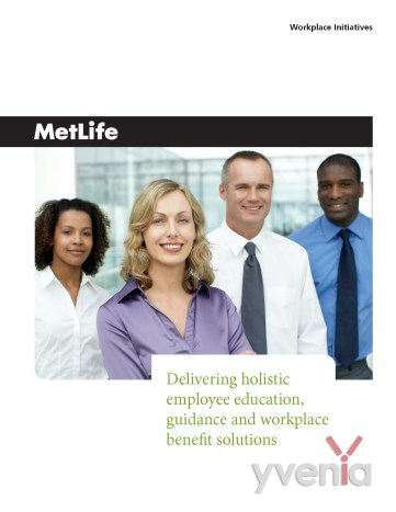 Workplace Initiatives - Cover