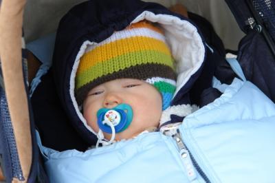 Am Einschlafen im Wagen