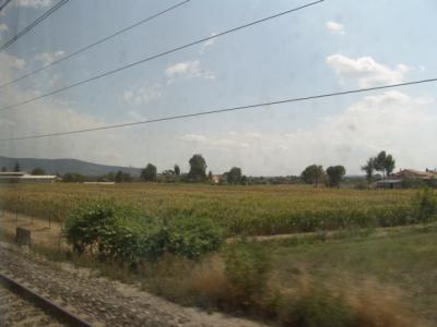 Unterwegs durch fast die ganze Toskana