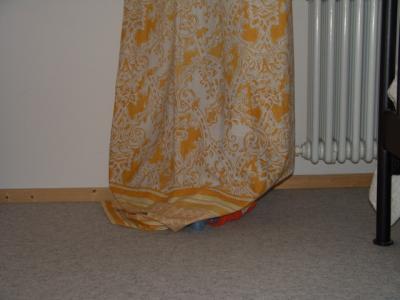In diesem Foto ist ein Krümel versteckt