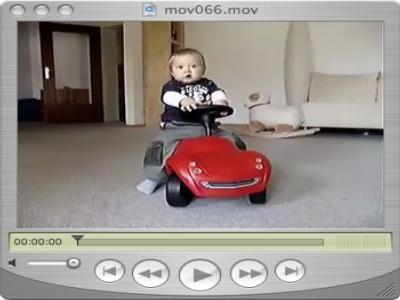 Endlich kann ich Autofahren!