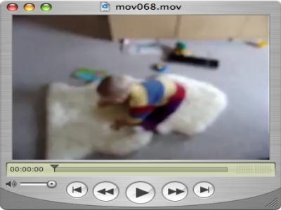 Ein Krümelvideo