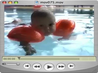 Schwimmerfilmchen
