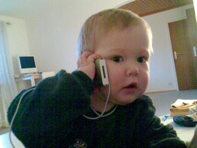 Telefonieren geht aber nicht damit