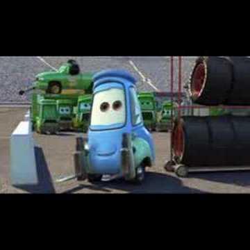 Luigi und Guido aus Cars sind genial!