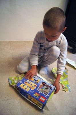 Yves piace il LEGO