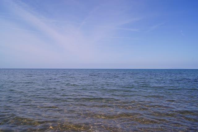 Una bella giornata al mare