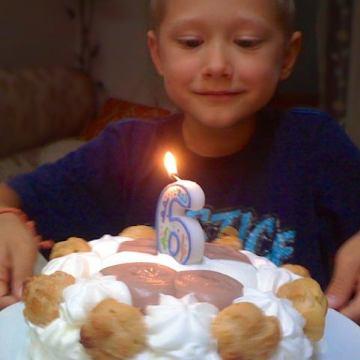 Fonzie festeggia il suo sesto compleanno!