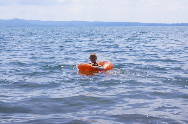 Yves al Lago Bolsena
