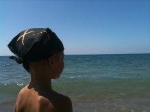 Fonzie al mare
