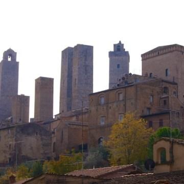 Le torri di San Giminiano