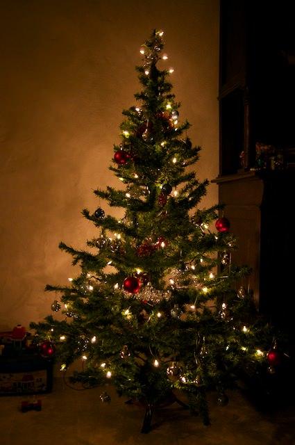 L'albero di Natale di Yves