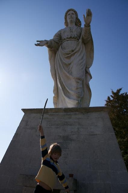 La Madonna di Montescaglioso