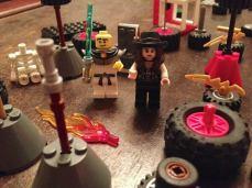 Ho costruito il livello del LEGO Indiana Jones
