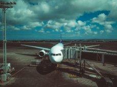 Ecco il nostro aereo