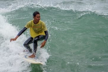 Ed ancora un onda per Karlitos
