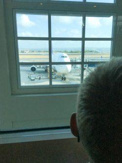 La nostra 747 è già parcheggiata