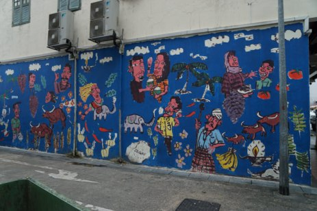 Another colorful mural