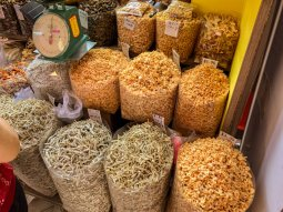 Dried Shrimps and Fish