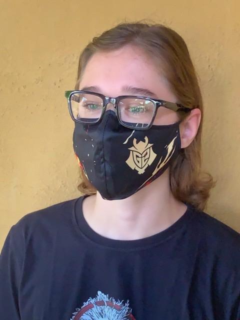 Cool, a G2 mask!