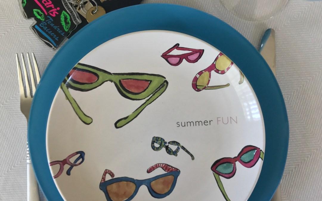 Tabletop Tuesday: Summer Fun