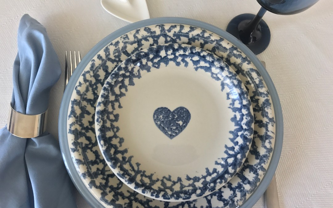 Tabletop Tuesday: Love Dish