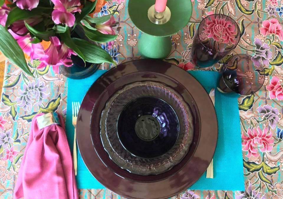 Tabletop Tuesday: Tropicana Taste