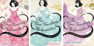 The Time Traveling Fashionista Series