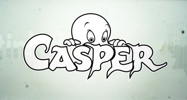 What's Casper The Friendly Ghost Got To Do With This?