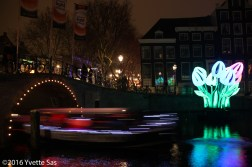 I had lots of fun taking photos during Amsterdam Light Festival