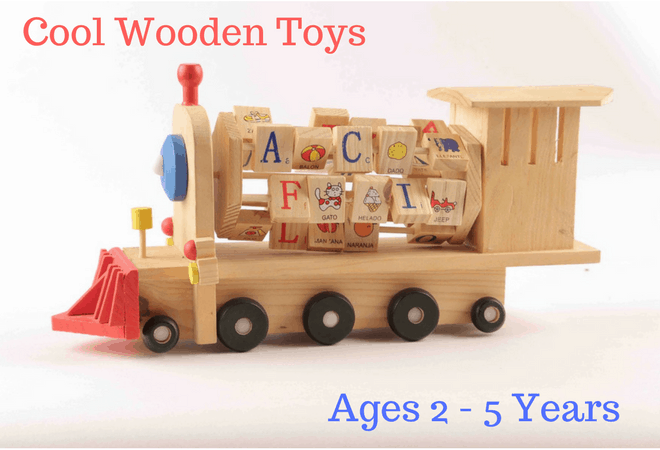 Best Wooden Toys For Toddlers : The best wooden toys for toddlers are organic and safe