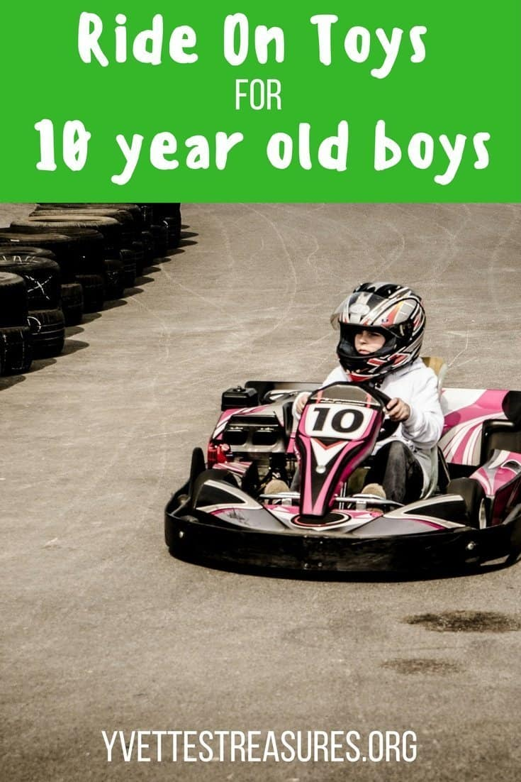 Toys For Boys 12 Years And Up : Of the best ride on toys for year old boys