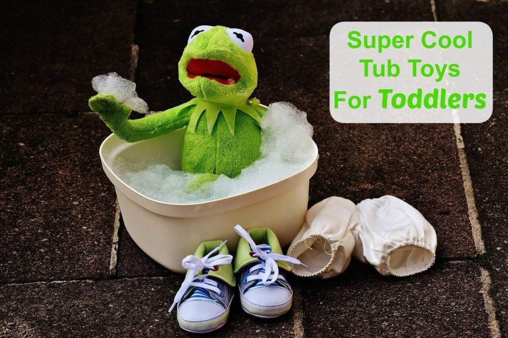 tub toys for toddlers